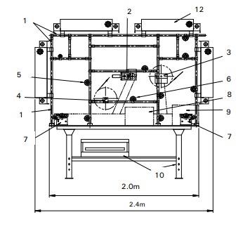 单元制动器结构图